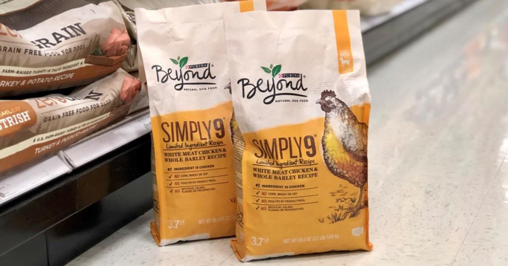 Purina Beyond Dry Dog Food at Target