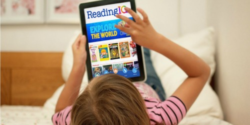 ReadingIQ 2 Month Subscription Only $5 | Ad-Free Digital Library for Kids of All Reading Levels