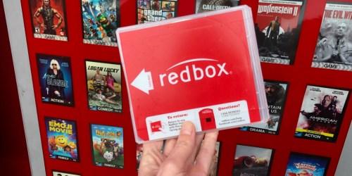 FREE Redbox DVD Rental Code