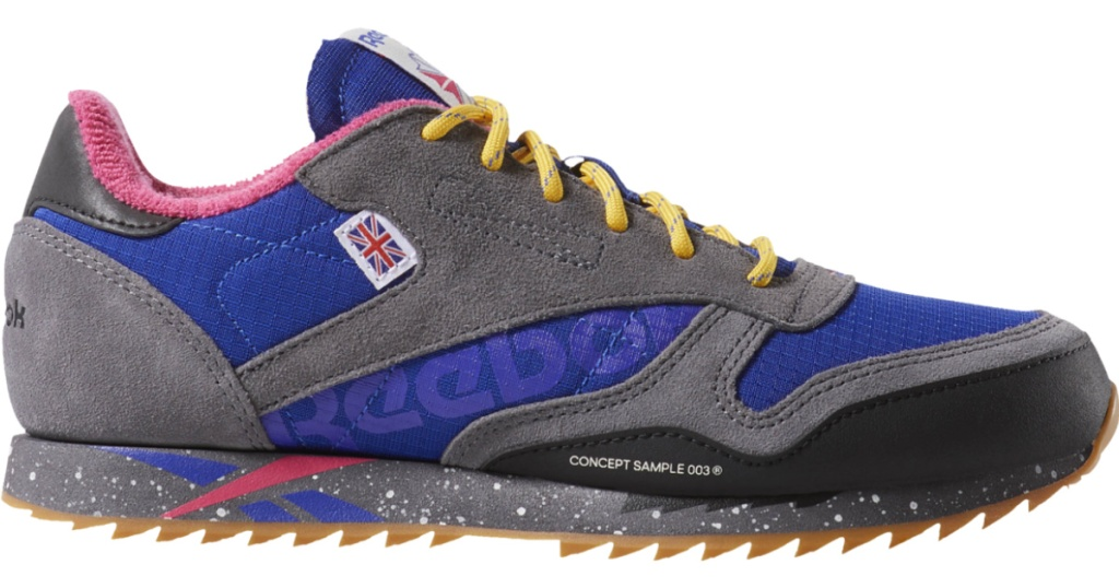 reebok retro grade school shoe