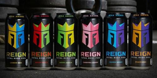Kroger Free Friday Download: Reign Energy Drink