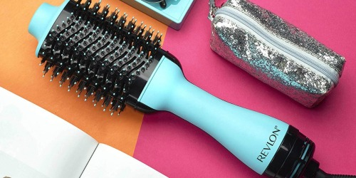 Revlon Salon One-Step Hair Dryer and Volumizer as Low as $32.99 Shipped (Regularly $60)