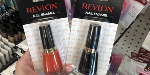 Revlon Nail Polish Only $1 at Dollar Tree | Grab New Colors for Halloween