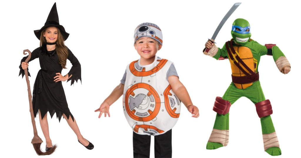 Rubies Halloween Kids Costumes