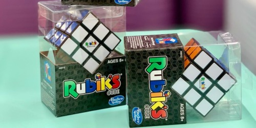 Rubik's Cubes Only $2.74 Each at Target | Great Stocking Stuffers