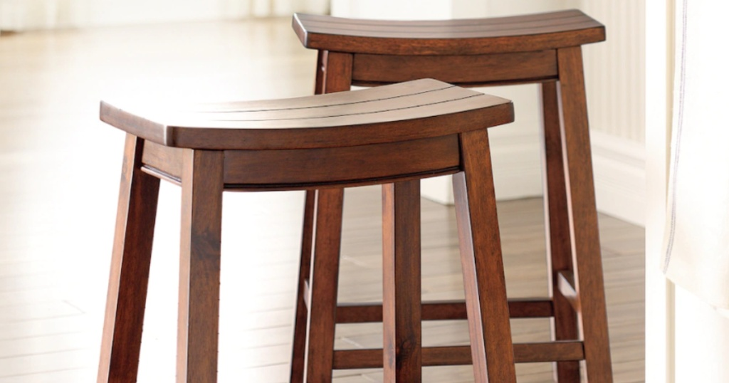2 sonoma goods for life stools