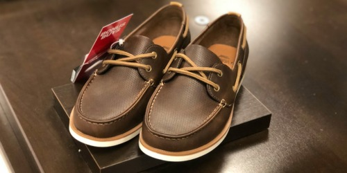 Men's Boat Shoes Just $16.79 (Regularly $70) at Kohl's