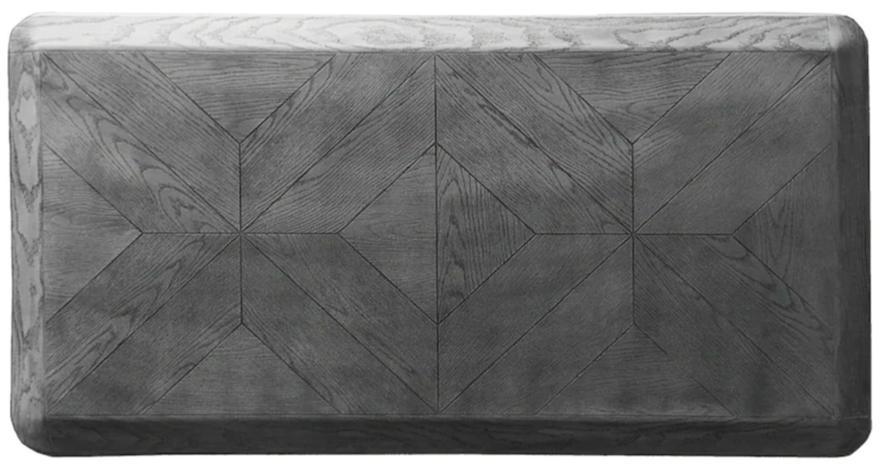 SONOMA Goods for Life Ultimate Comfort Woodgrain Cushioned Kitchen Mat(1)