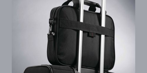 Samsonite Laptop Shuttle Bag Only $17.50 Shipped (Regularly $35) + More