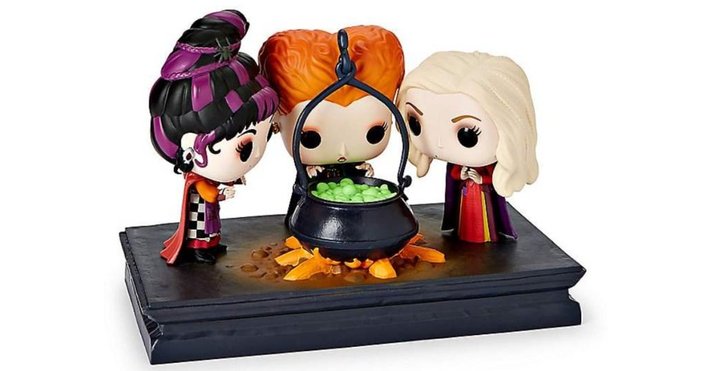hocus pocus sanderson sisters funko figures