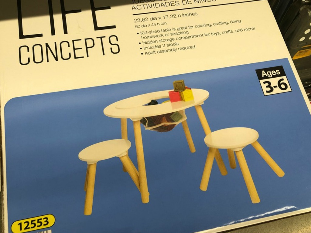 Sohl Kid's Table