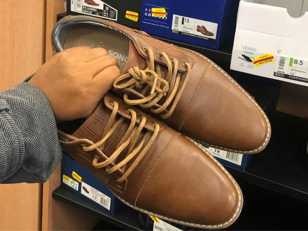 Sonoma Men's Oxford Dress Shoes