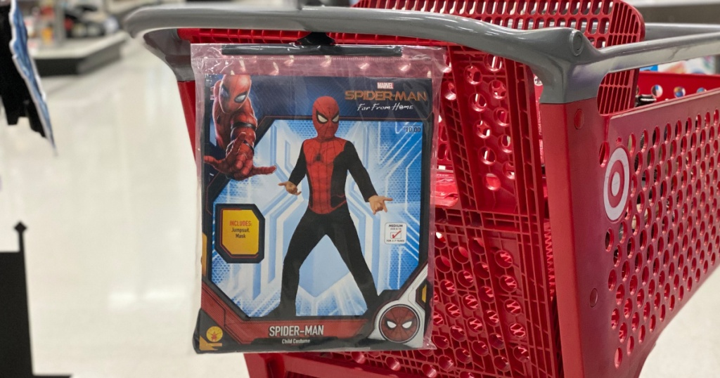 Spider Man Halloween Costume at Target