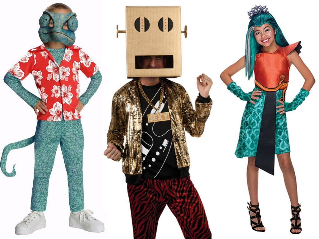 Spooky-Good Costumes