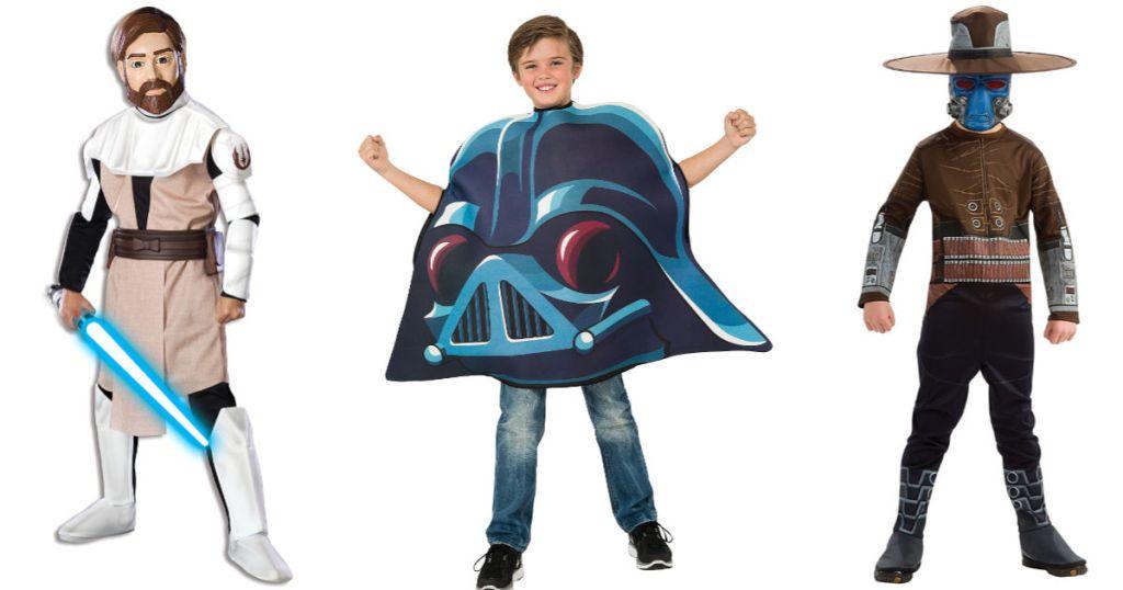 Spooky-Good Costumes Starwars