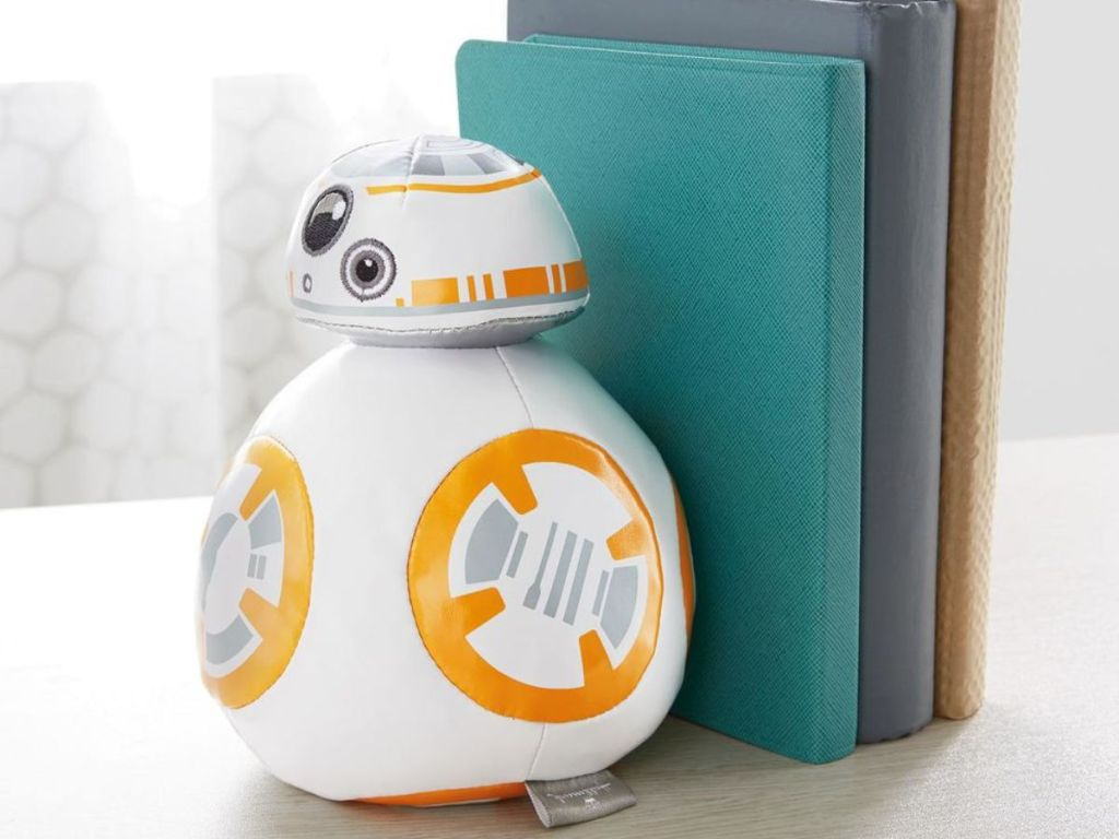 Star Wars BB-8 Bookend with books