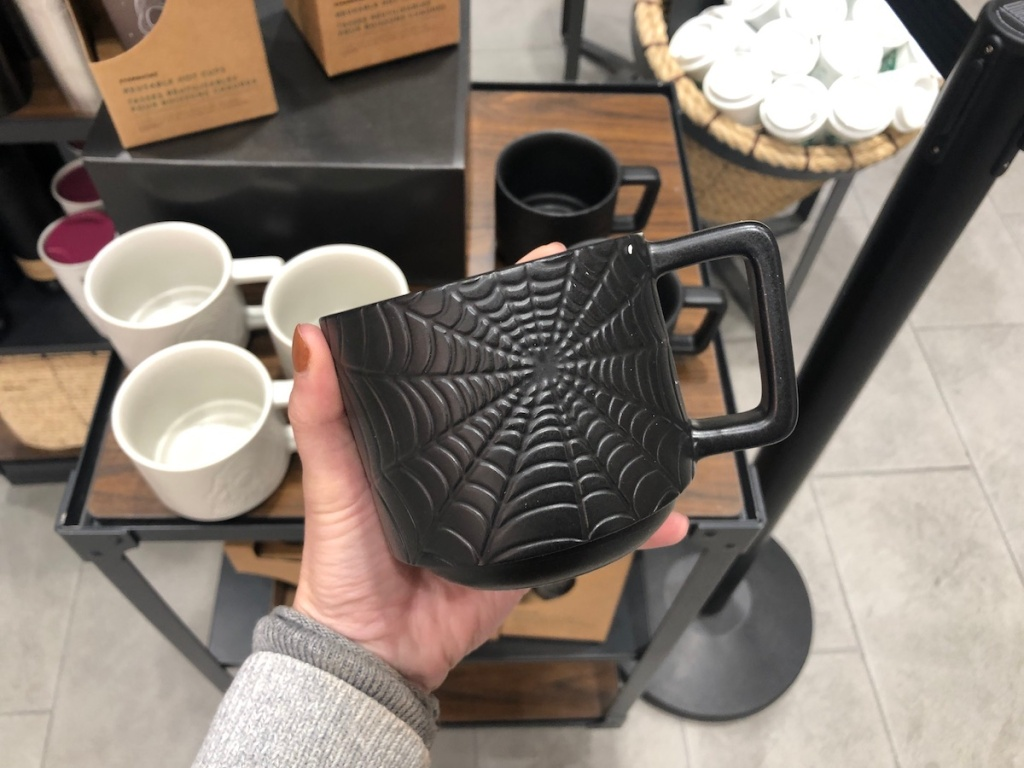 Starbucks Spiderweb Mug
