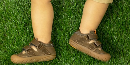 Up to 80% Off Stride Rite Kids Shoes + Free Shipping for Kohl's Cardholders