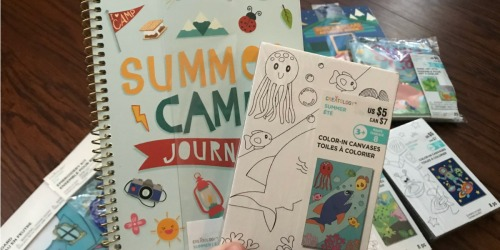 Michaels Grab Bags Possibly Only $4 | Filled with Summer Crafts