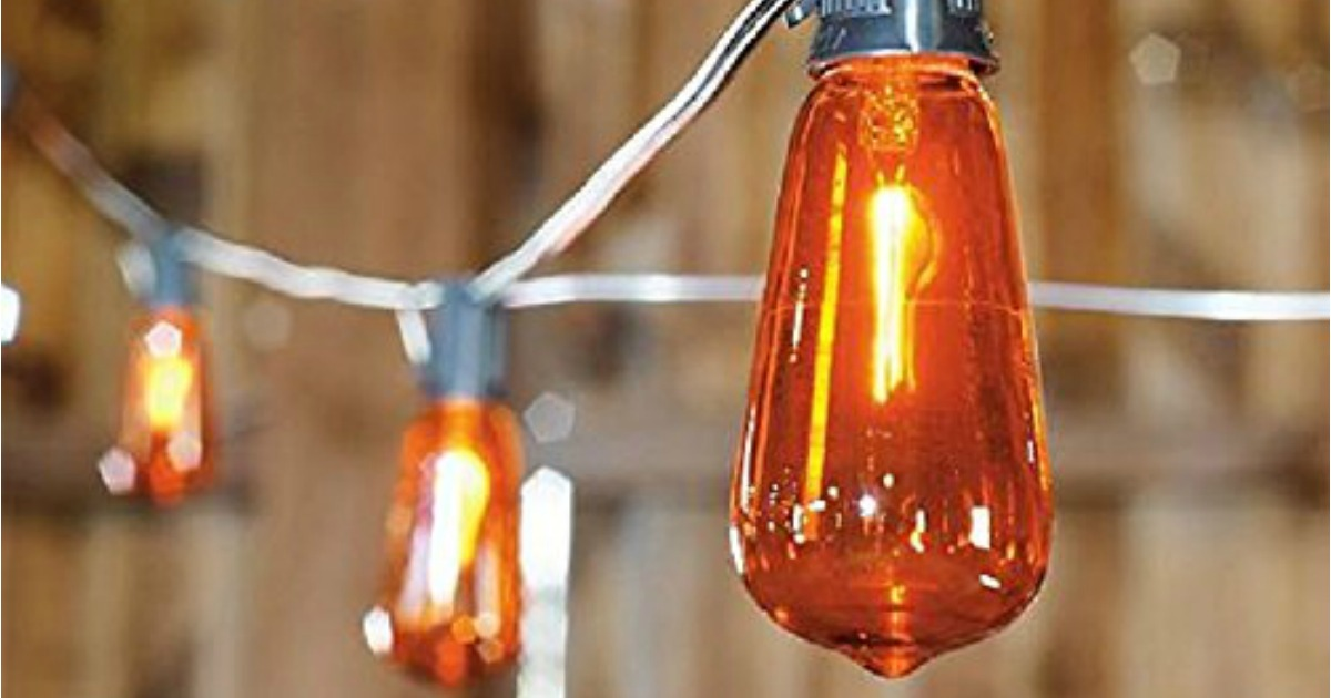 Up to 70% Off Sylvania Halloween String Lights at Ace Hardware