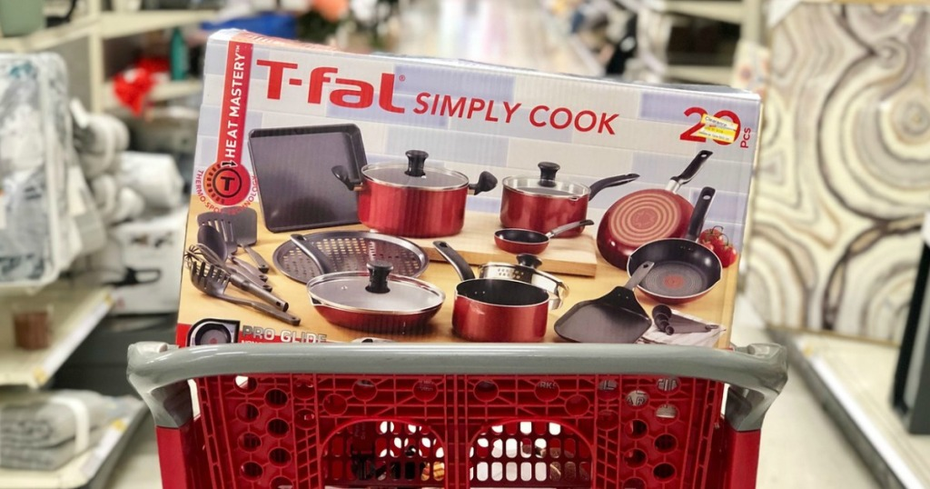 T-Fal Simply Cook Cookware Set