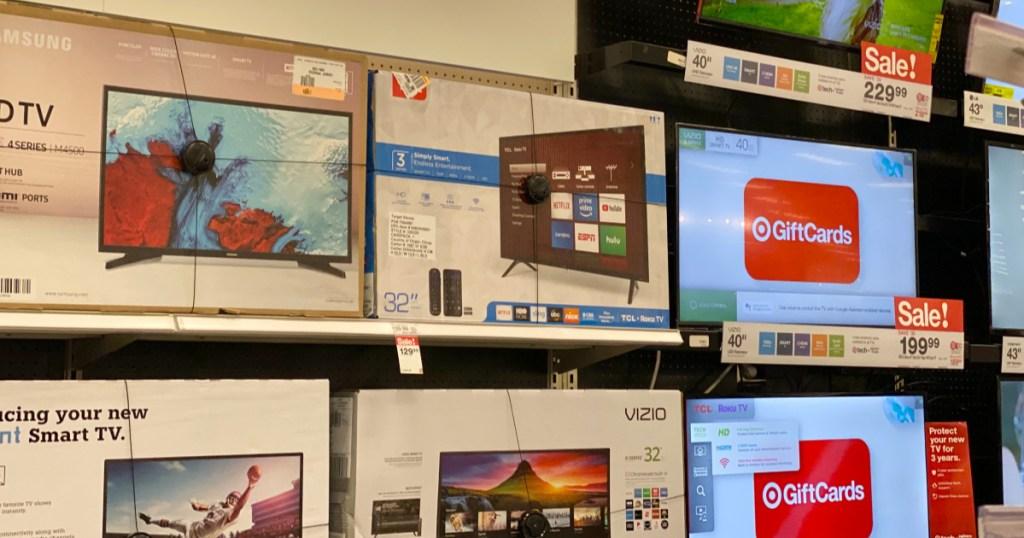 TCL TV at Target