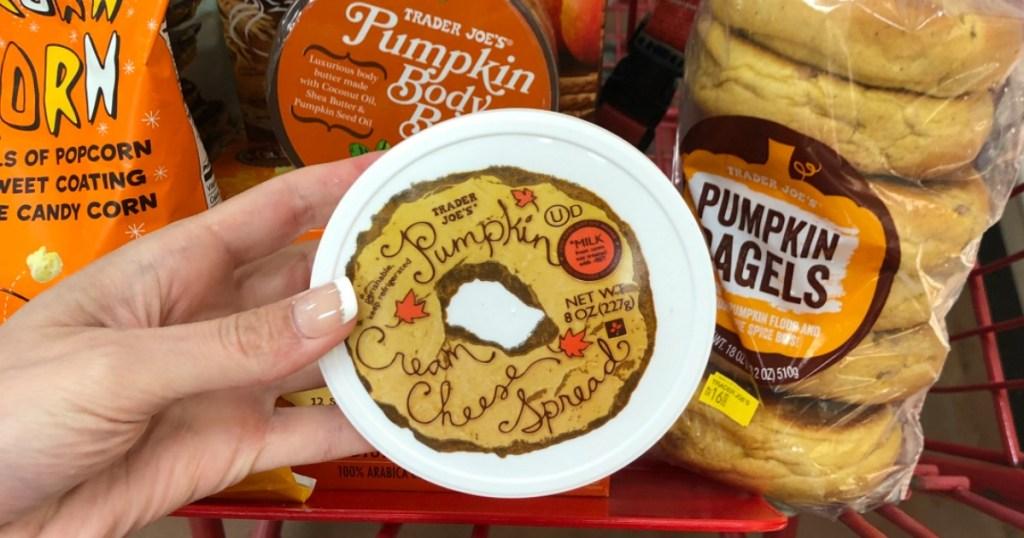 18 Trader Joe S Fall Items We Re Loving Bagels Cookies Body