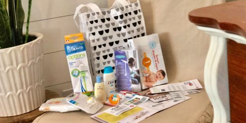 FREE Target Baby Registry Gift Bag | Over $80 Value