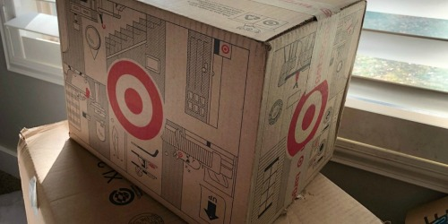 Move Over, Amazon! Save $1 Off a Target.com Order NOW w/ Order Consolidation
