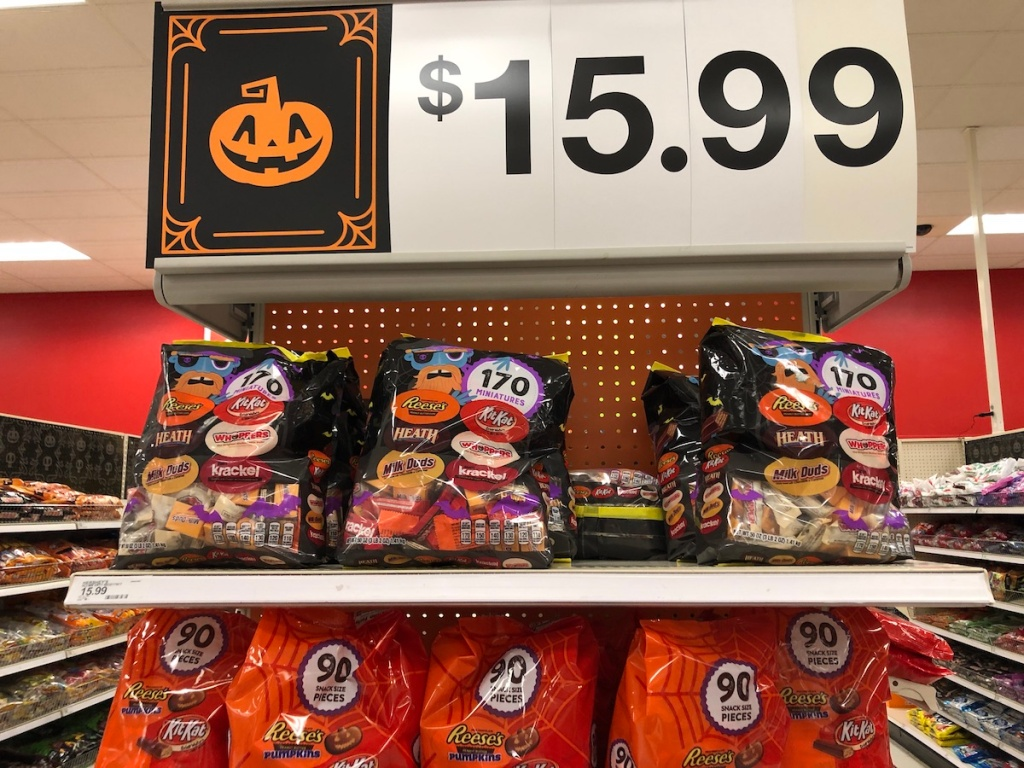 Target Candy Variety Pack