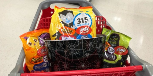 40% Off Halloween Candy at Target September 24th Only | Just Use Your Phone