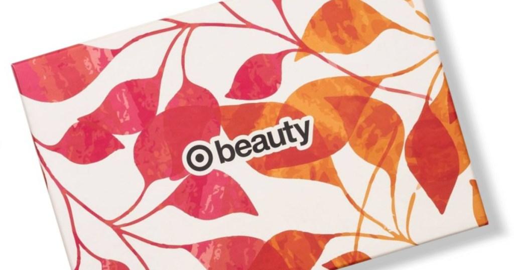Target September Fall Beauty Box