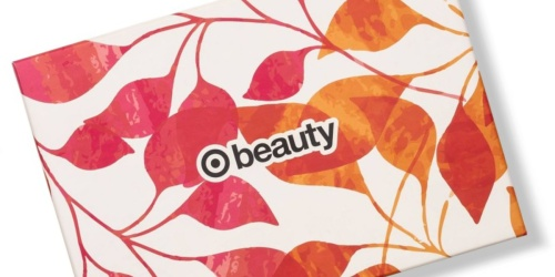 Target September Beauty Box Only $7 Shipped (Includes Full-Size Product)