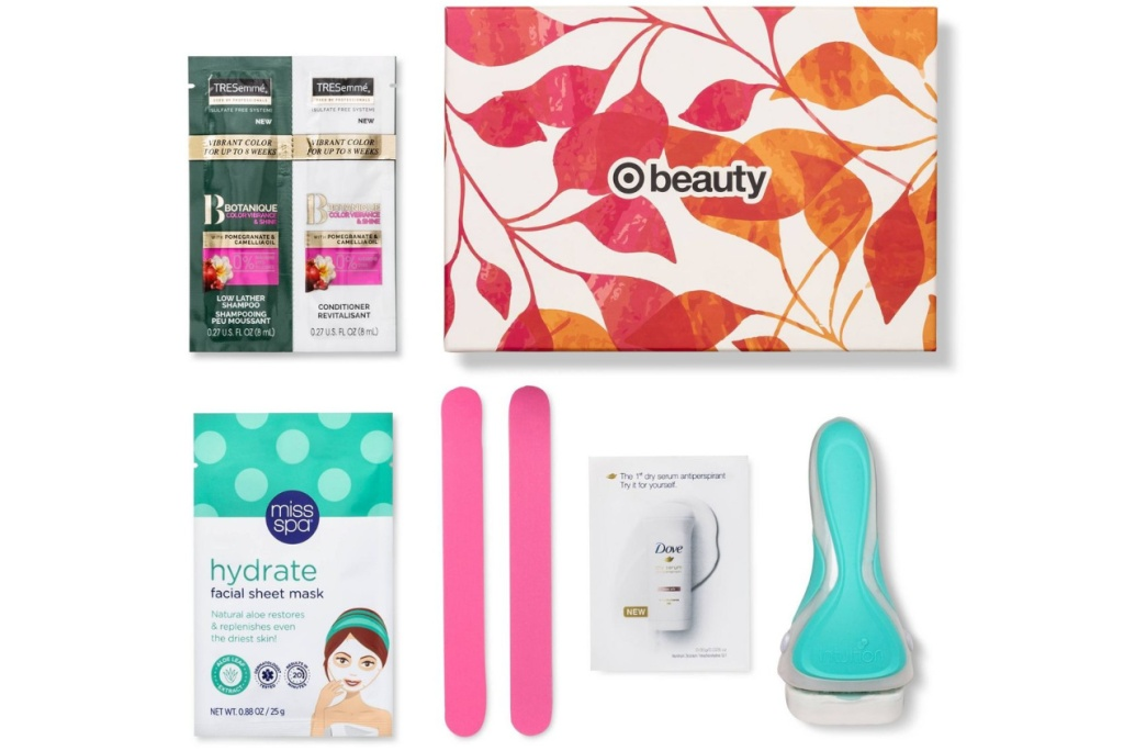 Target September 2019 Beauty Box
