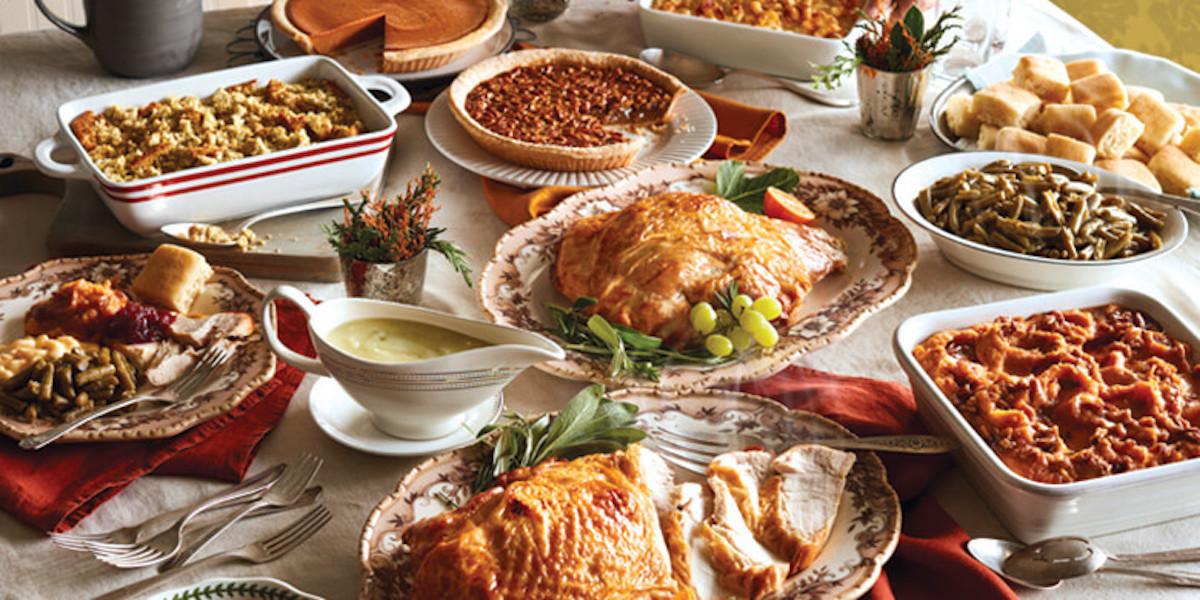 11 Best Restaurants To Buy Premade Thanksgiving Dinner In 2020