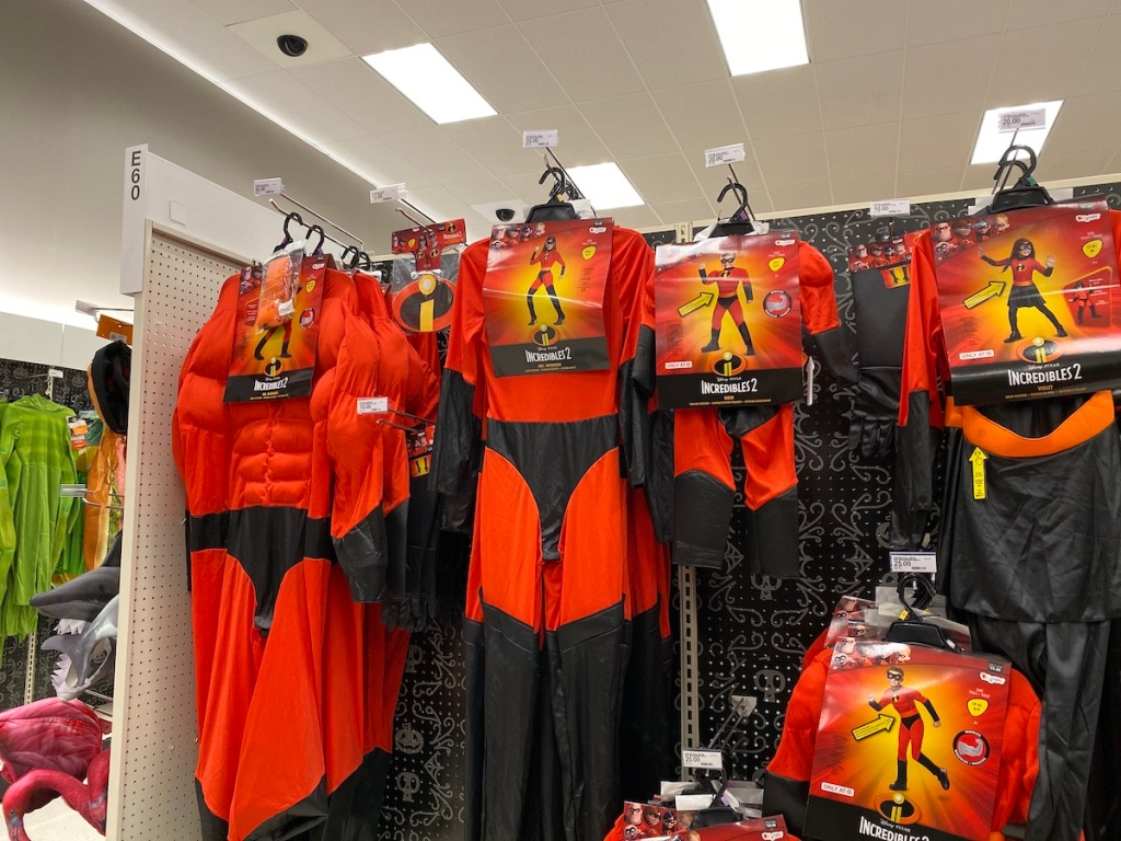 The Incredibles Family Costumes at Target
