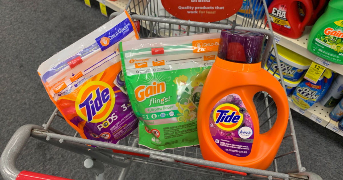 Tide and Gain Laundry