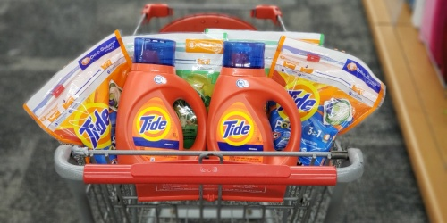 Over $75 Worth of P&G Items Only $21.54 After CVS Rewards | Tide, Gain & More