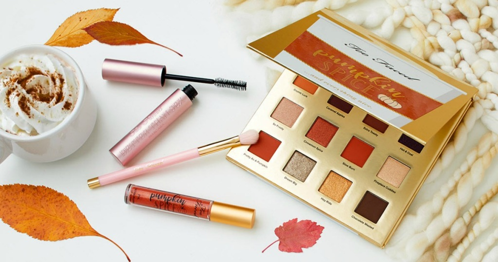 Too Faced Pumpkin Spice & Everything Nice 2.0 Set