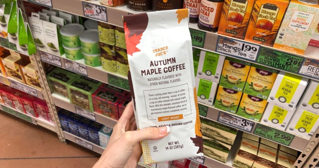Trader Joe's Autumn Maple Coffee