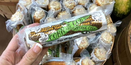 10 Fall Finds From Trader Joe's That Will Make You Forget All About Pumpkin Spice