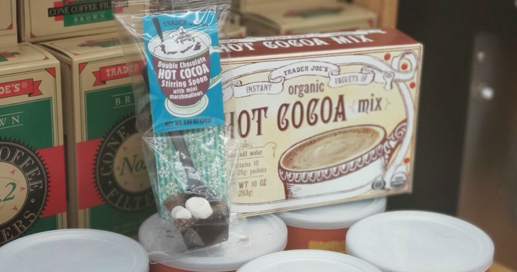 Trader Joe's Hot Cocoa Stirring Spoon