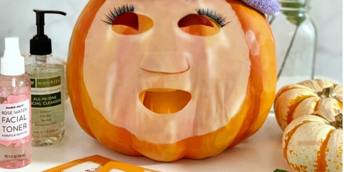 Trader Joe's has Pumpkin Spice… for your Face?!