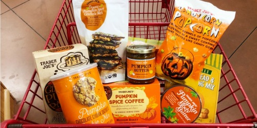 18 Trader Joe's Fall Items We're Loving | Bagels, Cookies, Body Butter & More