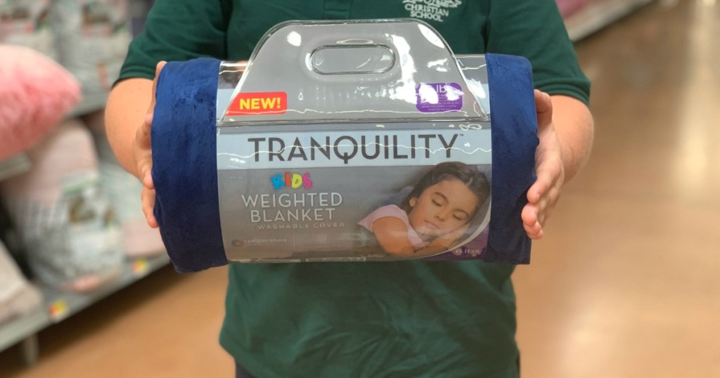 Tranquility Kids Weighted Blanket