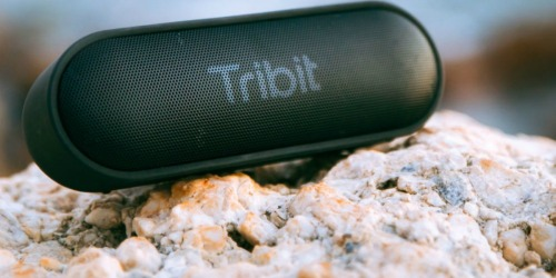 Tribit XSound Go Bluetooth Speaker Only $23 at Amazon | Highly Rated
