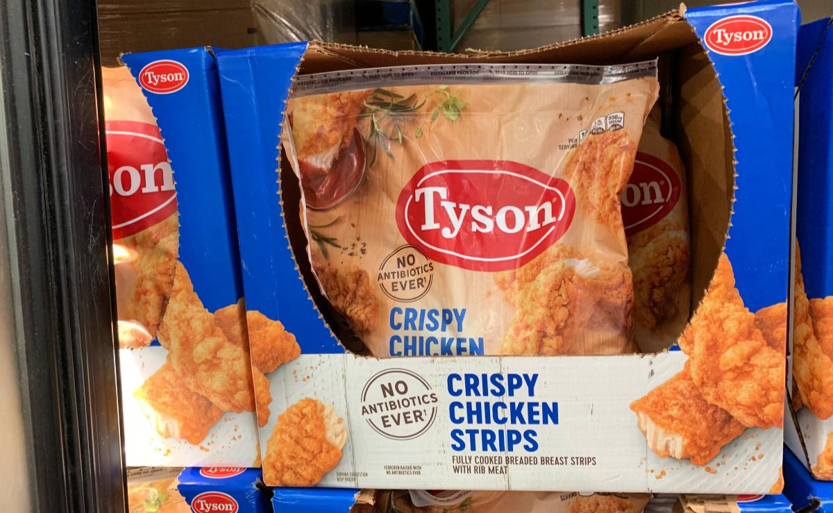 Tyson Chicken Strips
