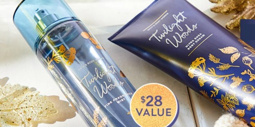 Two FREE Bath & Body Works Items w/ ANY Purchase ($28 Value) + Free Shipping on $40 Purchase