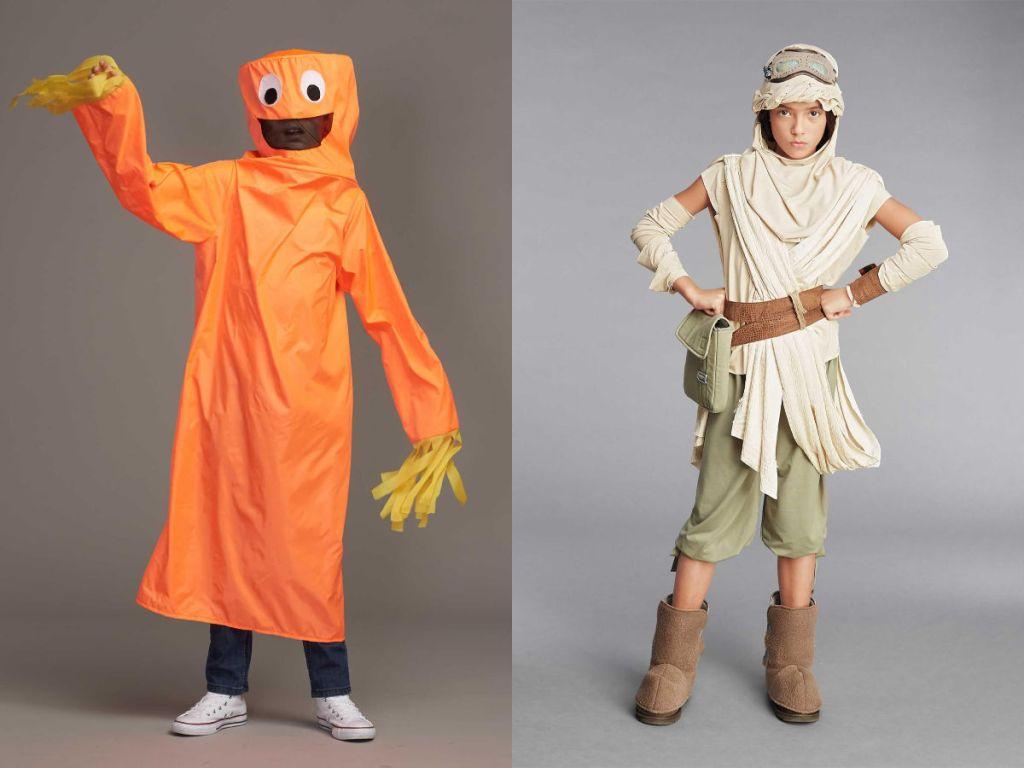 Ultimate Rey Costume & Car Wash guy