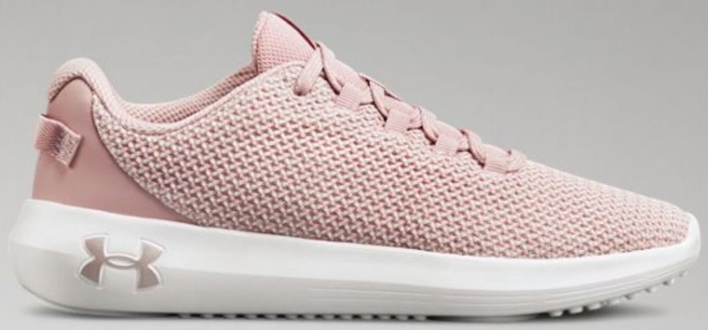 Under Armour Women's Ripple Training Shoes in pink